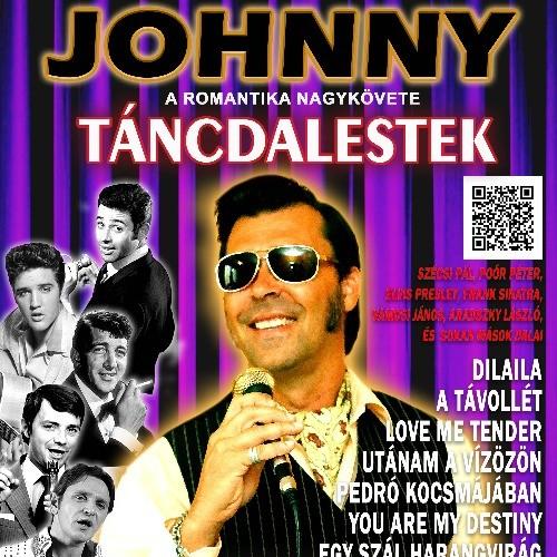 Szécsi Pál, Komár, Elvis dalok JOHNNY MOONLIGHT egyedi előadásában