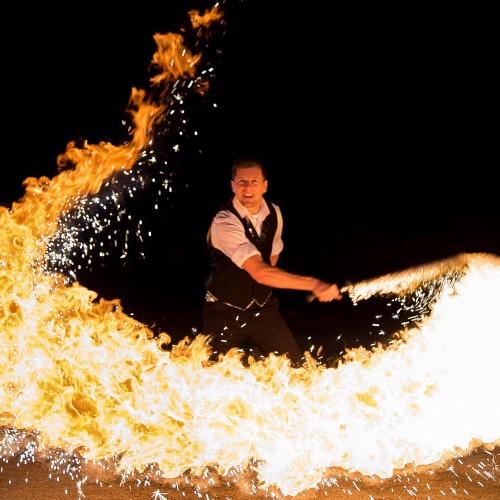 Tűzvarázs Produkció - Tűzzsonglőr, tűztánc csapat