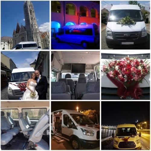 Esküvőibuszbérlés sofőrrel. Násznépszállítás.