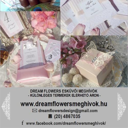 Esküvői meghívók elérhető megfizethető áron