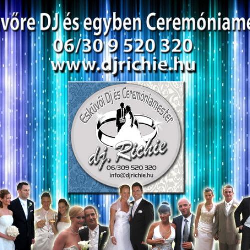 Esküvőre DJ Egyben Modern Ceremóniamester - esküvői piactér