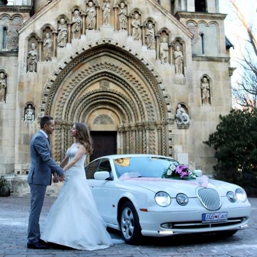 Esküvői Autóbérlés - Luxus Cars Jaguar