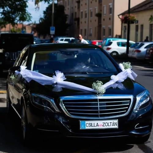 Esküvői rendszámtáblák - esküvői piactér