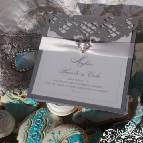 Esküvői meghívók téli esküvőre is!! Honlapunk: www.dreamflowersmeghivok.hu