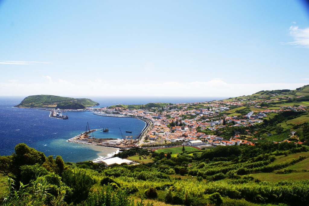 Azori szigetek nászút