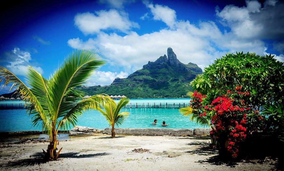 Bora Bora nászút