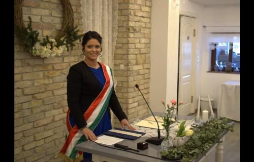Szücs Zsanett szertartásvezető, esküvői koordinátor - esküvői szolgáltató