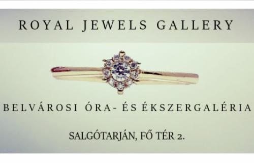 Royal Jewels Gallery - Belvárosi Óra- és Ékszergaléria - esküvői szolgáltató