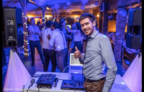 Kis Dávid Esküvői és Rendezvény DJ - esküvői szolgáltató