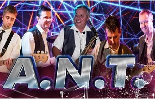A.N.T. zenekar - esküvői szolgáltató