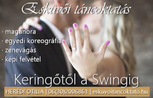 Esküvői táncoktató | Herédi Otilia - esküvői szolgáltató
