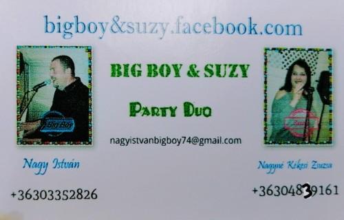Big Boy & Suzy - esküvői szolgáltató