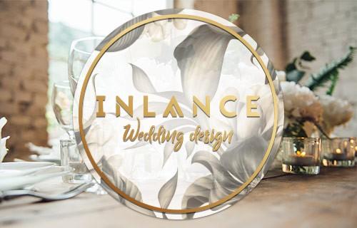 Inlance Design - Grafikai tervezés - esküvői szolgáltató