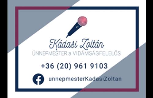 Kádasi Zoltán (Lagzi-Zolcsy) a VIDÁMSÁG FELELŐS - esküvői szolgáltató