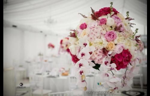 Szépérzék Viragkereskedelem - esküvői szolgáltató