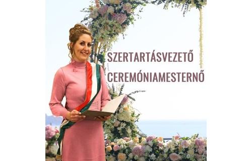 Lukács Szilvi Sziszkó Ceremóniamesternő - esküvői szolgáltató