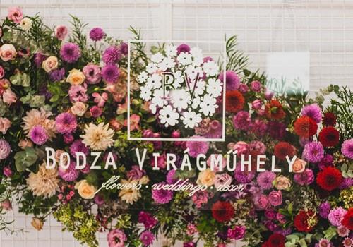 Bodza Virágműhely - esküvői szolgáltató