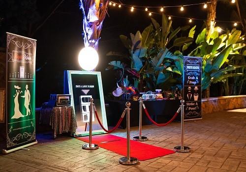 DG Event Design - Magic Mirror / Selfi fotóautomata - esküvői szolgáltató