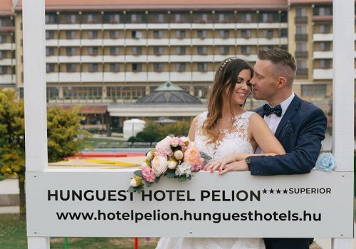 Hunguest Hotel Pelion - esküvői szolgáltató