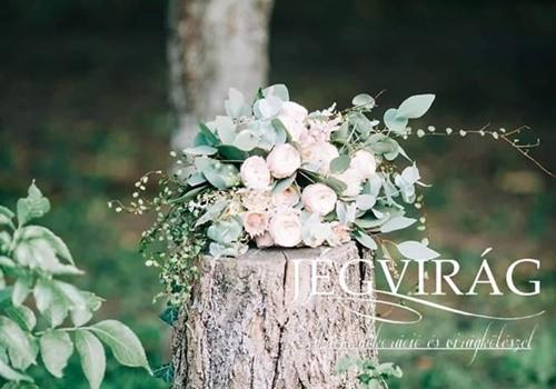 Jégvirág Esküvői Dekoráció és Virágkötészet - esküvői szolgáltató