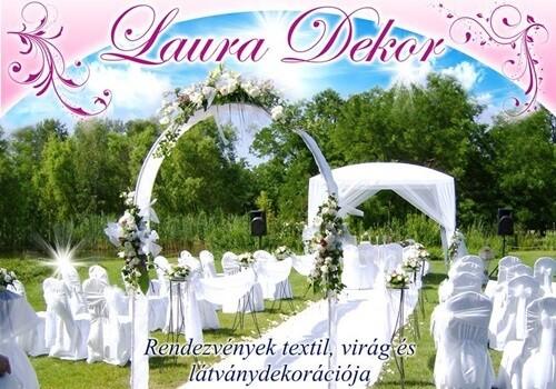 Laura Dekor - esküvői szolgáltató