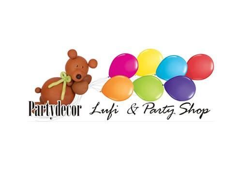 Partydecor Lufi & Party Shop - esküvői szolgáltató