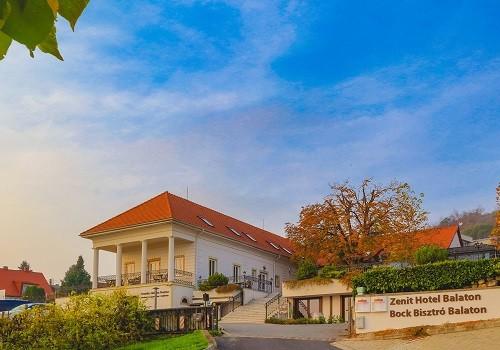 Zenit Hotel Balaton**** Superior - esküvői szolgáltató