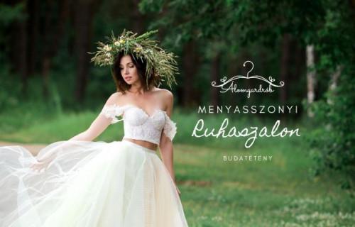 ÁLOMgardrób - esküvői szolgáltató