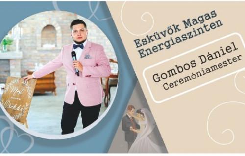 Esküvők Magas Energiaszinten - Gombos Dániel - esküvői szolgáltató