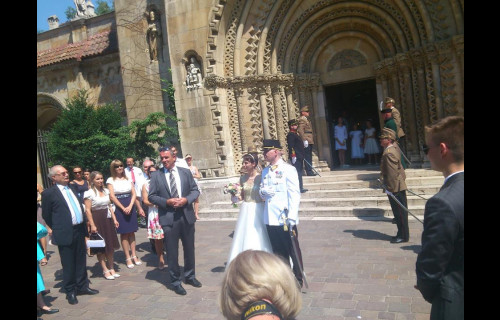 Frech Zoltán ceremóniamester - esküvői szolgáltató