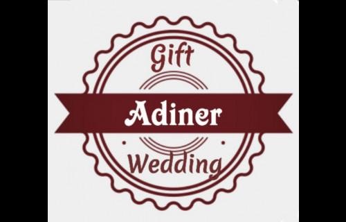 Adiner Gift & Wedding - esküvői szolgáltató