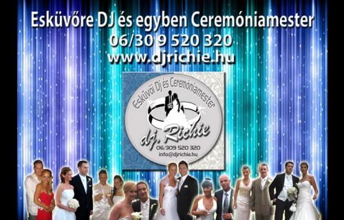Dj Richie - esküvői szolgáltató
