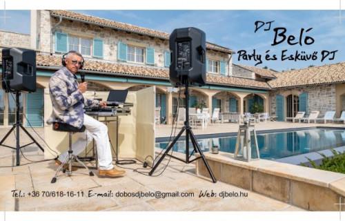 DJ Beló - esküvői szolgáltató