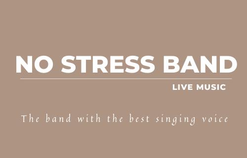 No Stress Band - esküvői szolgáltató