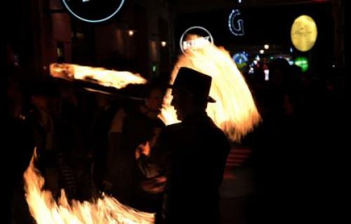 Lángoló Leguánok Tűzzsonglőr Társulat - esküvői szolgáltató
