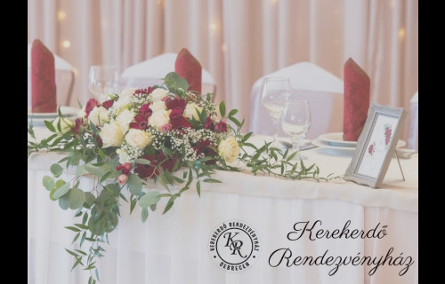Kerekerdő Rendezvényház - esküvői szolgáltató