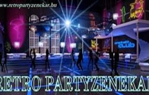Retro Partyzenekar - esküvői szolgáltató