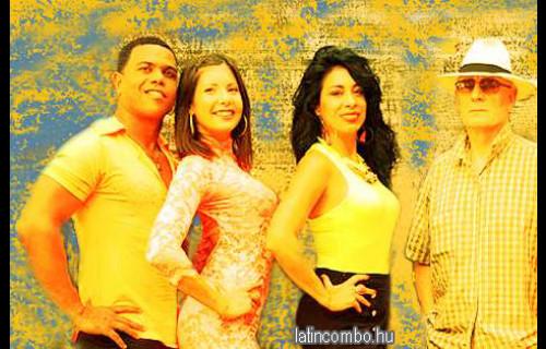 Latin Combo Cuba - esküvői szolgáltató