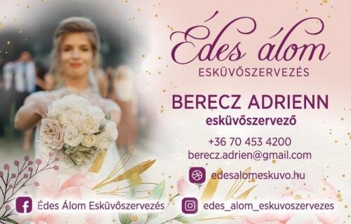 Édes Álom Esküvőszervezés - esküvői szolgáltató