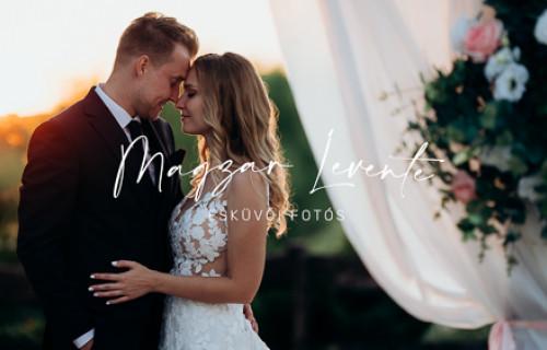 Magyar Levente fotó - esküvői szolgáltató