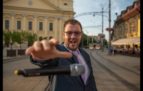 Bodnár Zsolt Ceremóniamester - esküvői szolgáltató