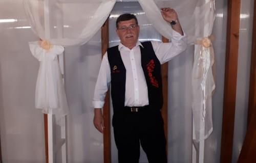 Guba István-Vőfély, modern vőfély - esküvői szolgáltató