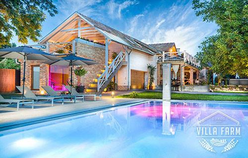 VillaFarm Resort - esküvői szolgáltató