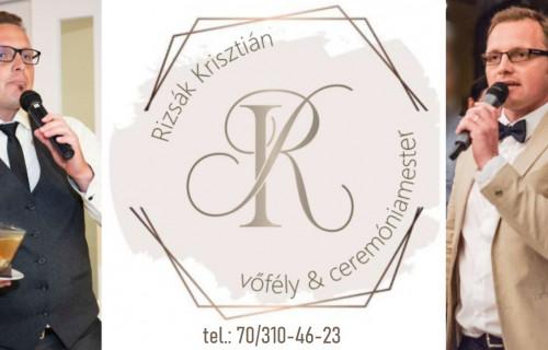 Rizsák Krisztián vőfély & ceremóniamester - esküvői szolgáltató