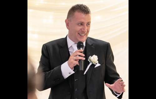 Fazekas István ceremóniamester - esküvői szolgáltató
