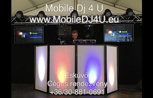 MobileDJ4U - esküvői szolgáltató