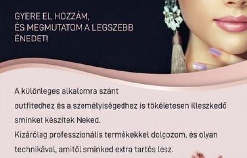 Kitti Makeup - esküvői szolgáltató