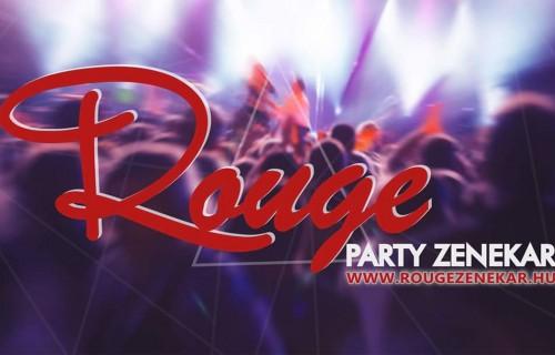 Rouge Party Zenekar - esküvői szolgáltató
