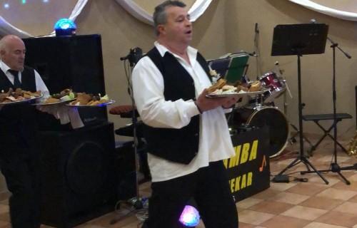 Szamek Tibor vőfély - esküvői szolgáltató