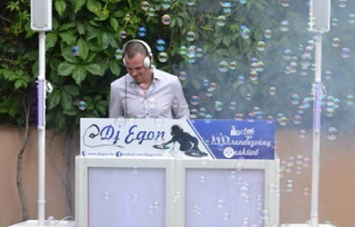 Dj Egon │White Wedding Sound │club│rendezvény│esküvő│ - esküvői szolgáltató